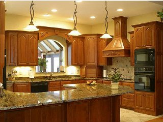 Photo of a nice kitchen