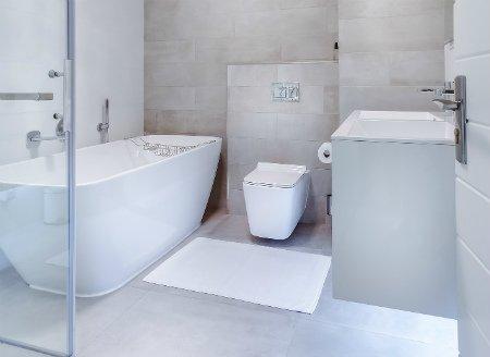 Photo of Modern Bathroom